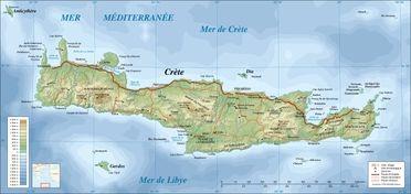 Guide touristique Crète Lonely Planet