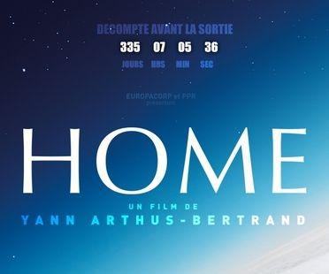 Home le nouveau film de Yann Arthus Bertrand