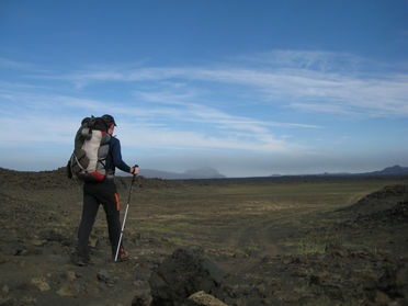 Islande : A l'assaut du méchant volcan
