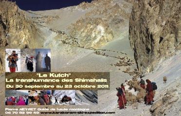 Karakoram, Hindou Kouch et Pami