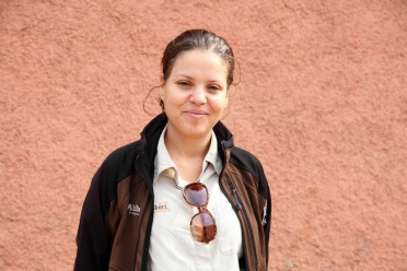 Khadidja, femme guide au Maroc