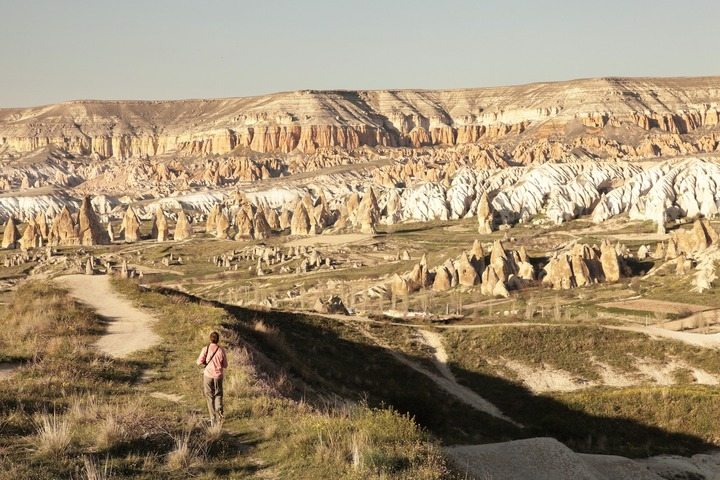 Randonnée en Cappadoce