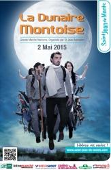 La Dunaire Montoise à Saint-Jean-de-Monts - le 2 mai 2015