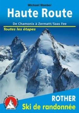 La haute route de Chamonix à Zermatt