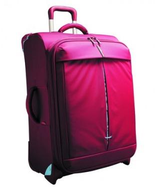 La valise la plus légère au monde