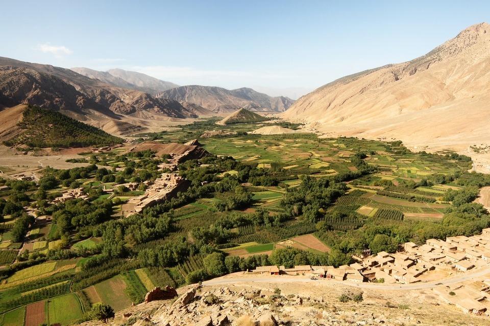 La vallée d'Ait Bouguemez