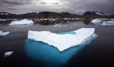L'arctique libre de glace en 2012