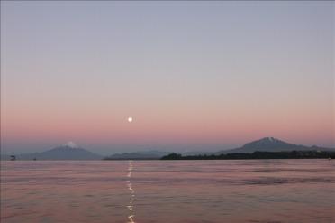 Le big Tour de la région des lacs, Chili