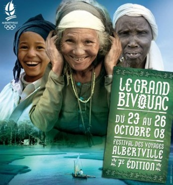 Le Grand Bivouac, festival d'Albertville