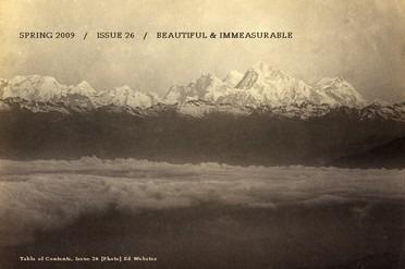 Le magazine Alpinist de retour