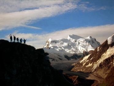 Le métier d'accompagnateur en montagne