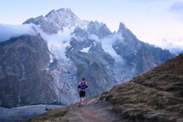 Le Mont-Blanc du coté Italien