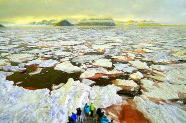 Le Pole Nord libre de Glace et le mythe du déluge.