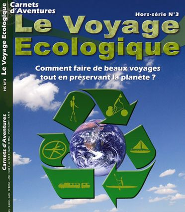 Le voyage écologique de Carnets d'Aventures