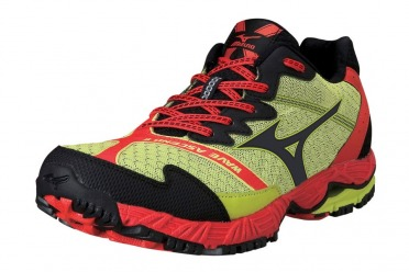Les Mizuno Wave Ascend, en version 8!