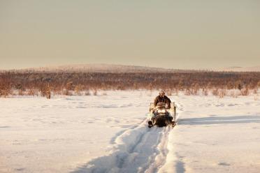 Les Samis de Laponie