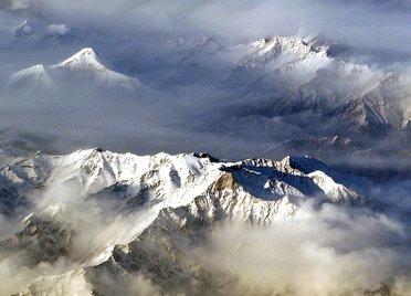 Les Tian Shan de l'Ouest