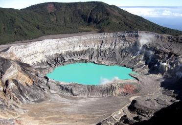 Les volcans du Costa Rica