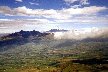 Les volcans d'Equateur