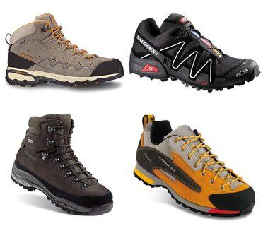 Chaussures de randonnée, 17 marques à connaitre