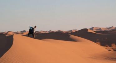 Mhamid à Foum Zguid, 130Km de sable et de pierre