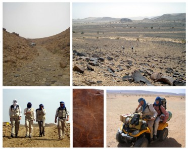 Missions d'explorations Sahariennes au Maroc - Nov 2010