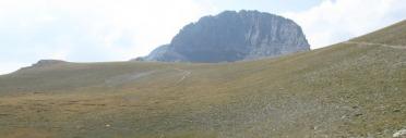 Montée du Mont Olympe 2917 m - Septembre 2011