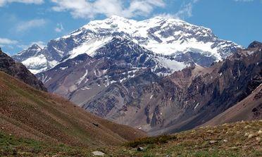 Nettoyage de l'Aconcagua