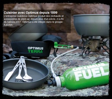Nouveau site web Optimus