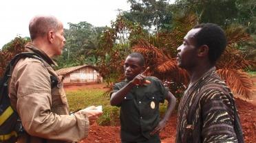 Ngoko expéditions en territoire Pygmée