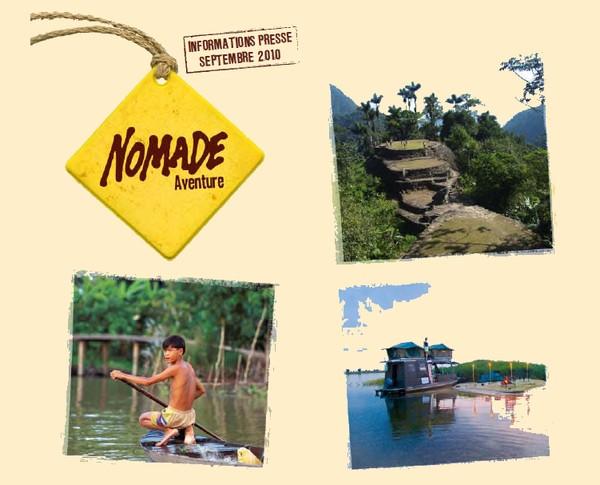Nomade... et ça repart !