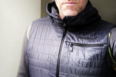 Polartec Alpha + Norrona Lyngen, une veste bluffante!