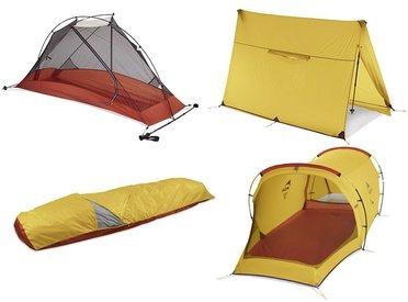Nouvelle gamme de tentes MSR