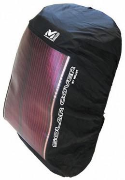 Panneau solaire sac à dos