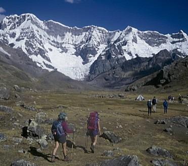 Pérou, terre sacrée
