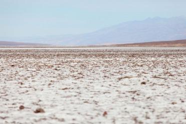 Photos de la Vallée de la Mort