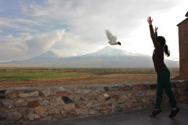Pélerinage en Arménie