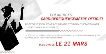 Polar RCX5, le nouveau cardio
