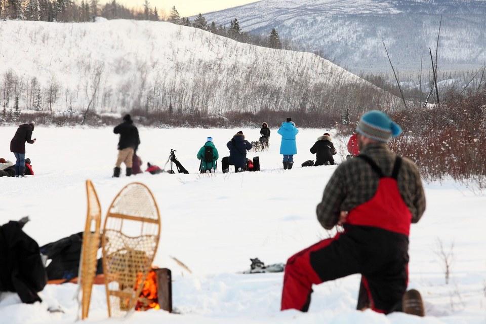 Le Yukon en hiver