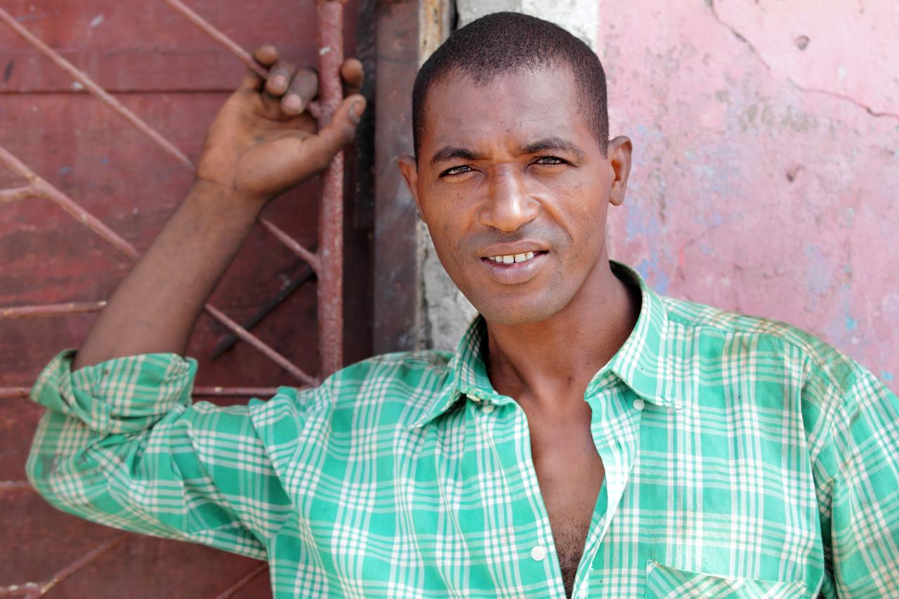 Portraits du Cap-Vert