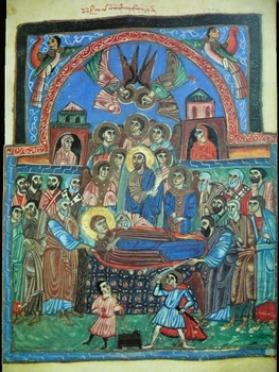 Pâques Arménien (découverte de la liturgie sacré)