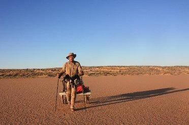 Première traversée du désert de Simpson