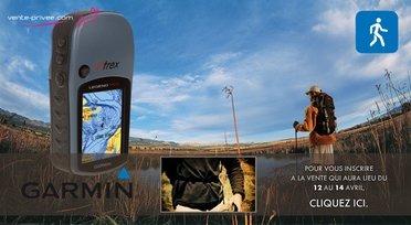 Soldes GPS Garmin, 6 magasins concernés