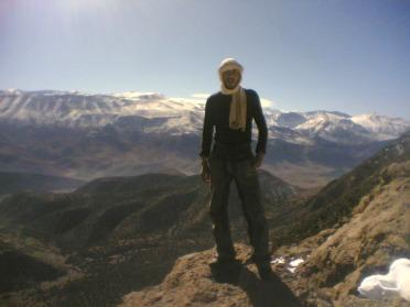 Randonnée au Tour du Toubkal