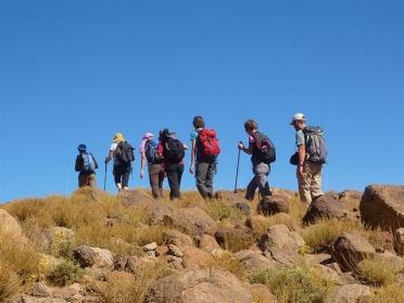 randonnée et trekkings au Maroc.randonnée famille