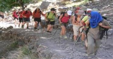 randonnée trekking au maroc