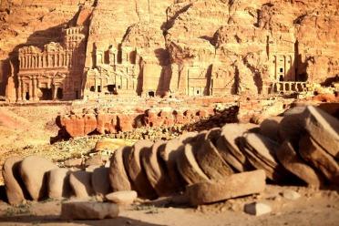Randonnée à Petra