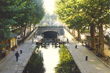 Randonnée dans Paris