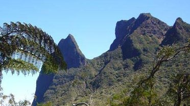 Traversée de La Réunion à pied