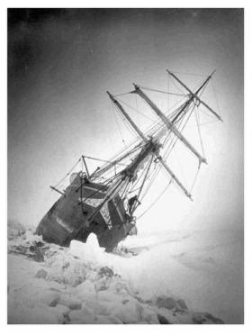 Revivre l'aventure de Shackleton
